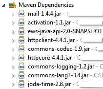 Handle MS Exchange public folders - Real's Java How-to
